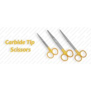 Carbide Tip Scissors