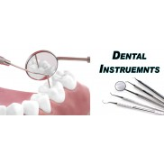 Dental Instruments Banner