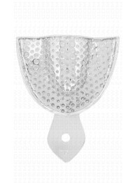 Impression Tray Upper Extra Large Perforated Regular