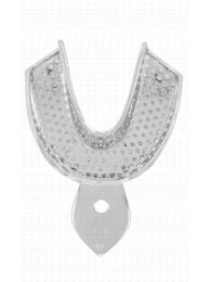 Perforated Extra Large Impression Trays Lower