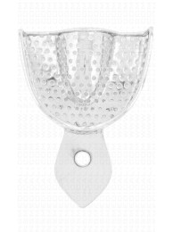Perforated regular upper impression tray small size