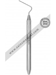 Root Canal Plugger Anterior Single End #12A 29mm
