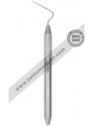 Root Canal Plugger Anterior Single End #9A 29mm