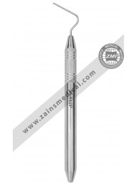 Root Canal Plugger Posterior Single End #12P 22mm