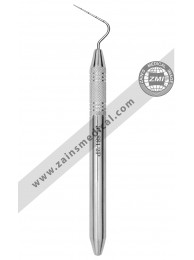 Root Canal Plugger Posterior Single End #8 1/2P 22mm