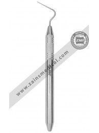 Root Canal Plugger Posterior Single End #9P 22mm