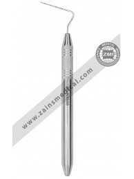 Root Canal Spreader Marked Hollow Handle Single End #60 0.60 28mm