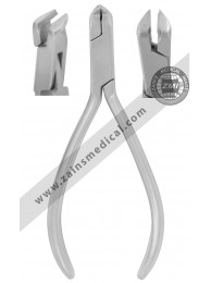 Distal End Cutter Safety Hold Medium Body