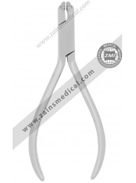 Distal end cutter non hold