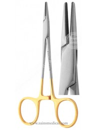 "MAYO HEGAR NEEDLE HOLDER 5"" CARBIDE TIP"